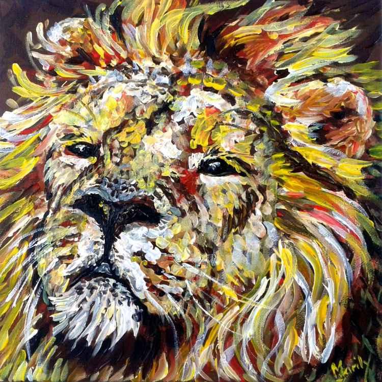 """""""Lion king"""""""" -"""