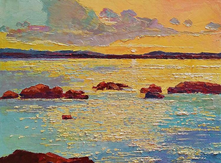 A new dawn, seascape sunrise - Image 0
