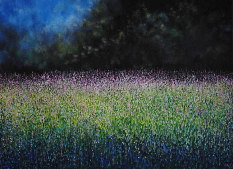 Rosebay Field, Laugharne - Image 0