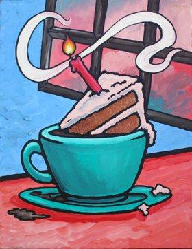 Coffee Cake by Bobby Doran