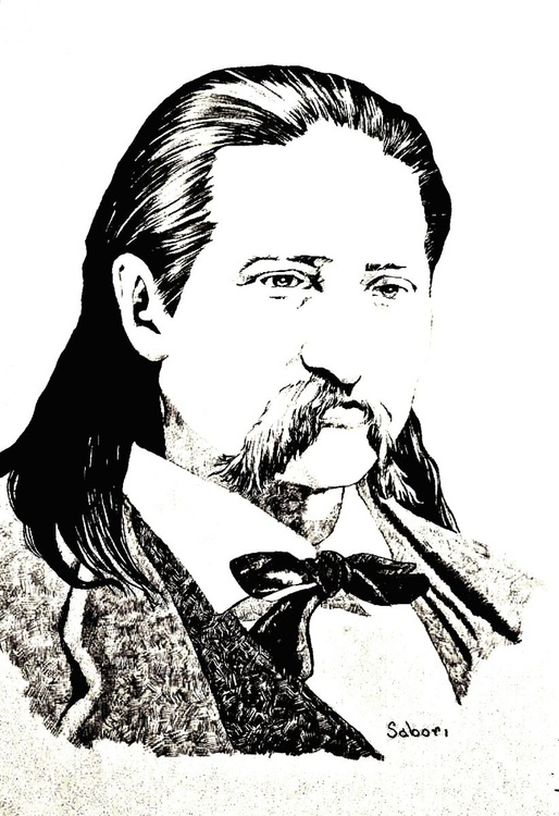 Wild Bill Hichcock - Image 0