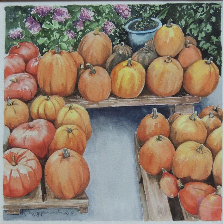 Pumpkins galore - Image 0
