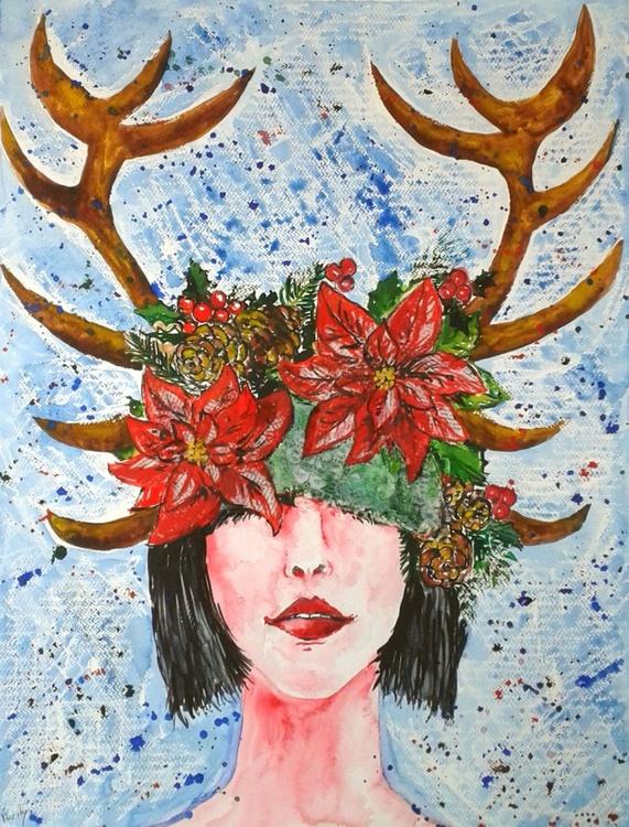 """Christmas on your head "" - Image 0"