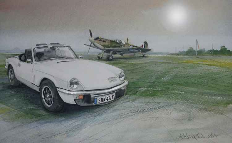 Spitfire and Spitfire