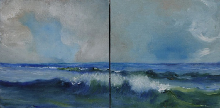 Welsh Diptych - Image 0