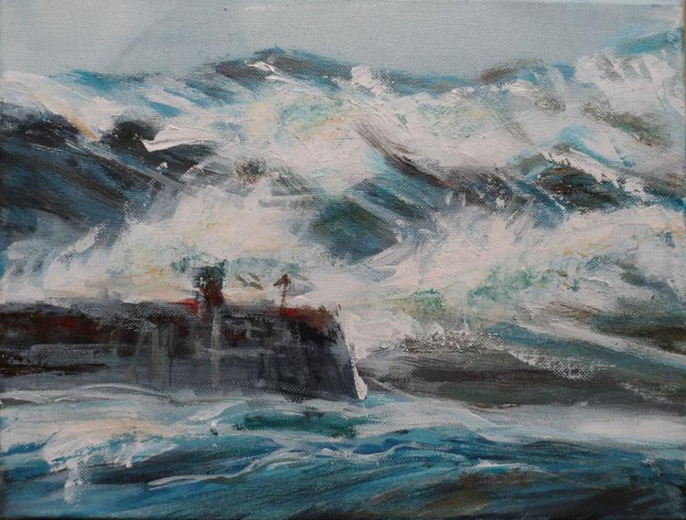 Harbour storm - Image 0