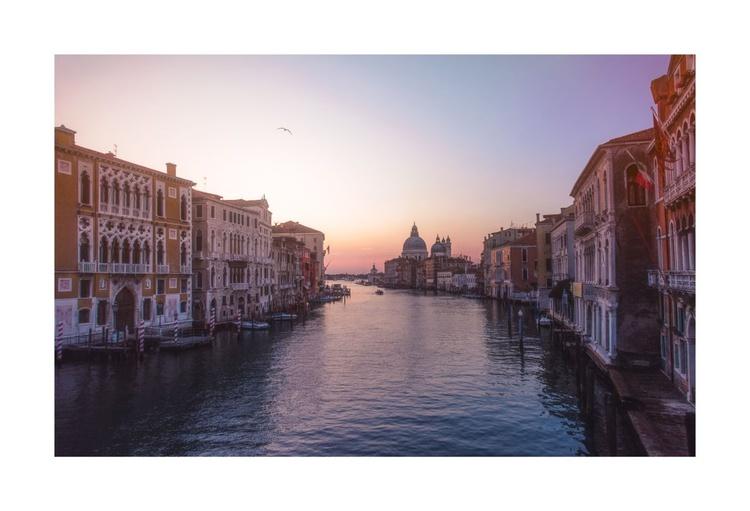 Venice, Dawn - Large - Image 0