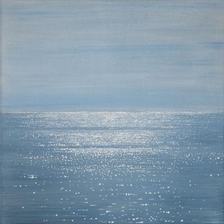 Shimmering Blue - Image 0