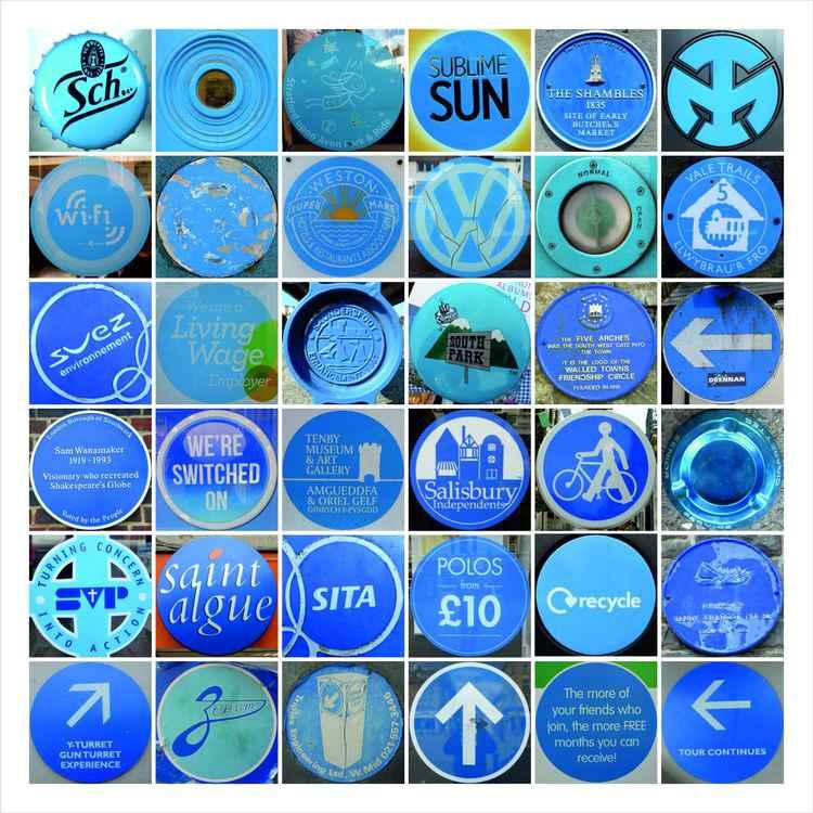 Blue 36 -
