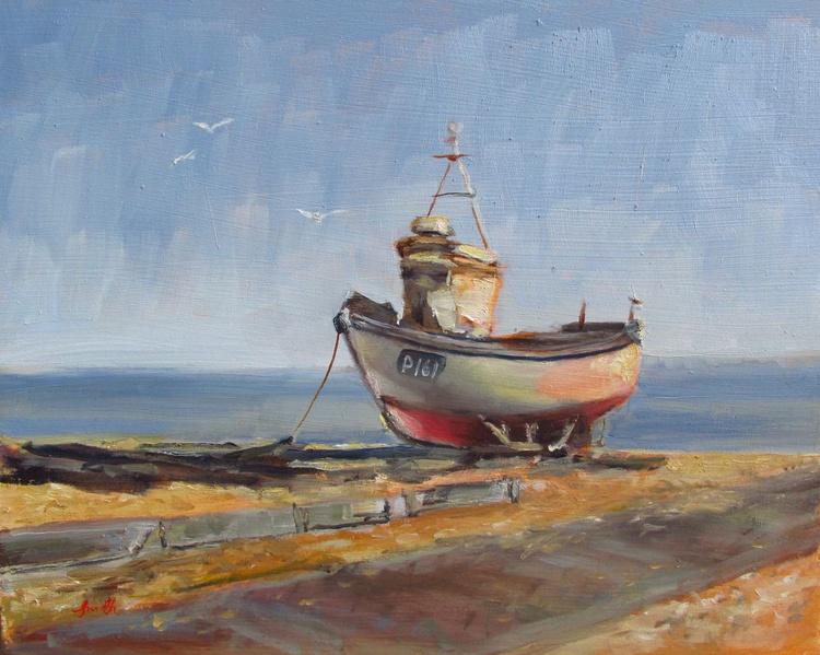 Boat, at Rest. - Image 0