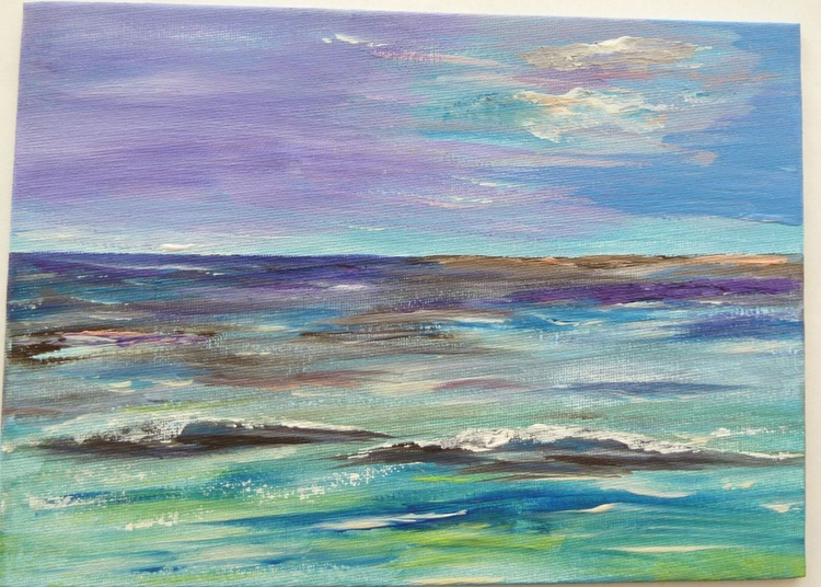 Colorful waves - Image 0