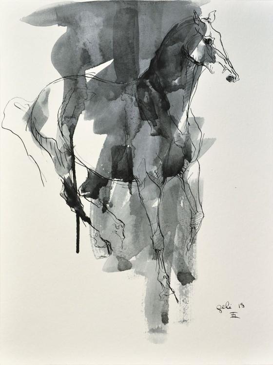 Equine Nude 103 - Image 0