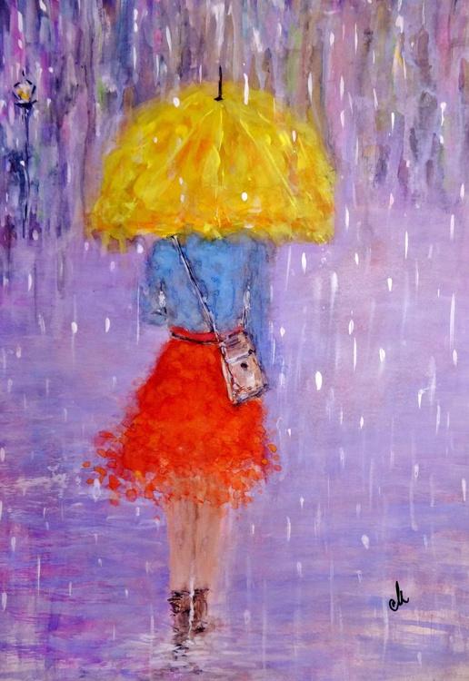Warm rain.. - Image 0