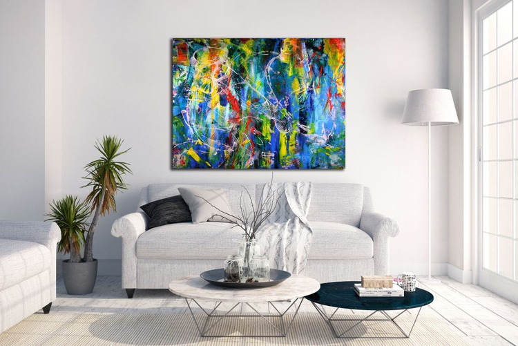 Copper Flower - Vibrant Bold Energetic! - Image 0