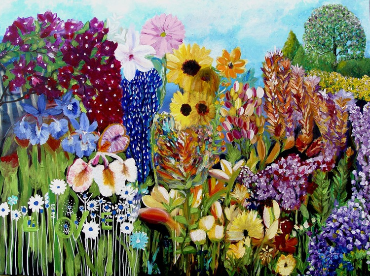 Jill's Secret Garden - Image 0