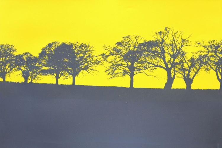 Silhouette II - (Yellow) - Image 0