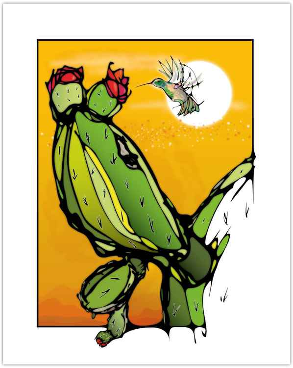 Cacti VIII -