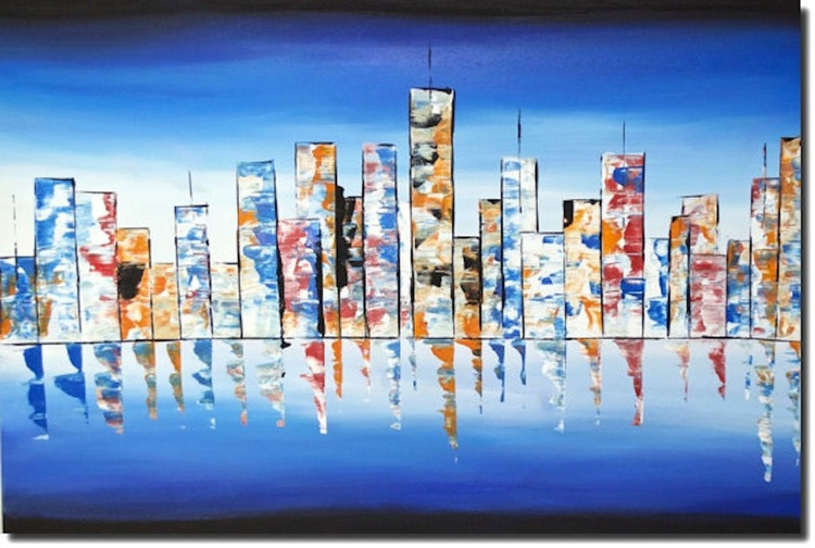 Cityscape Art- you are visible - Image 0