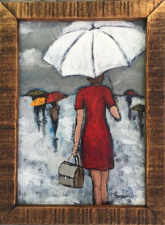 The White Umbrella - Image 0