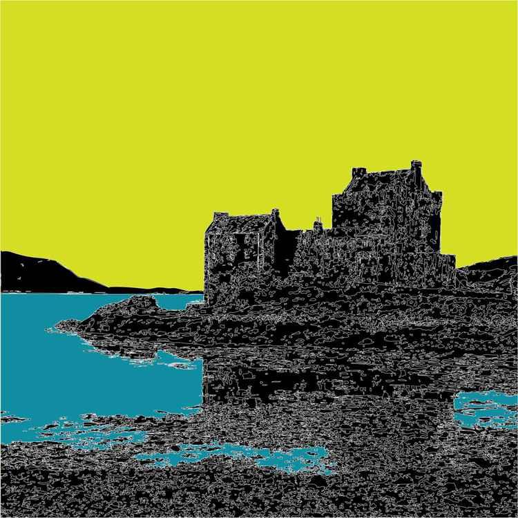 Eilean Donan Castle - Scotland -