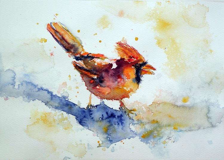 Cardinal bird - Image 0