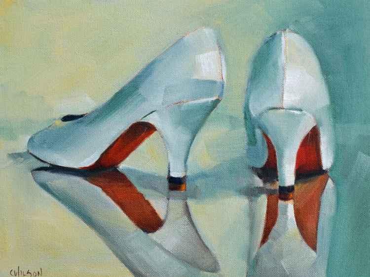 White Heels 2 -