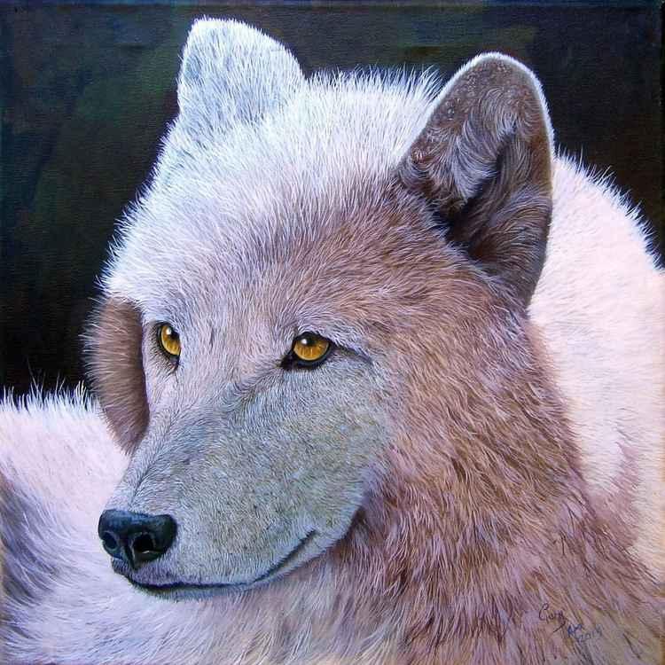 White Wolf (Sold) -