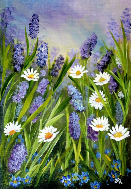 Lavender & Daisies - Image 0