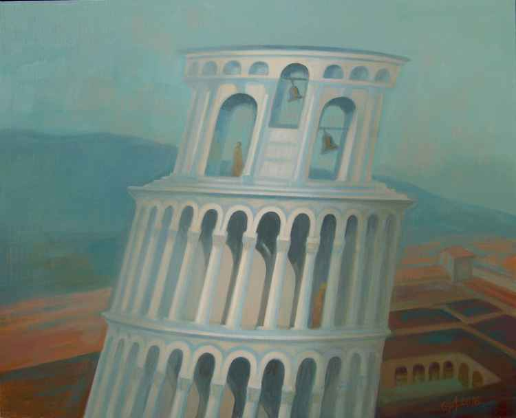 Tower mystery -