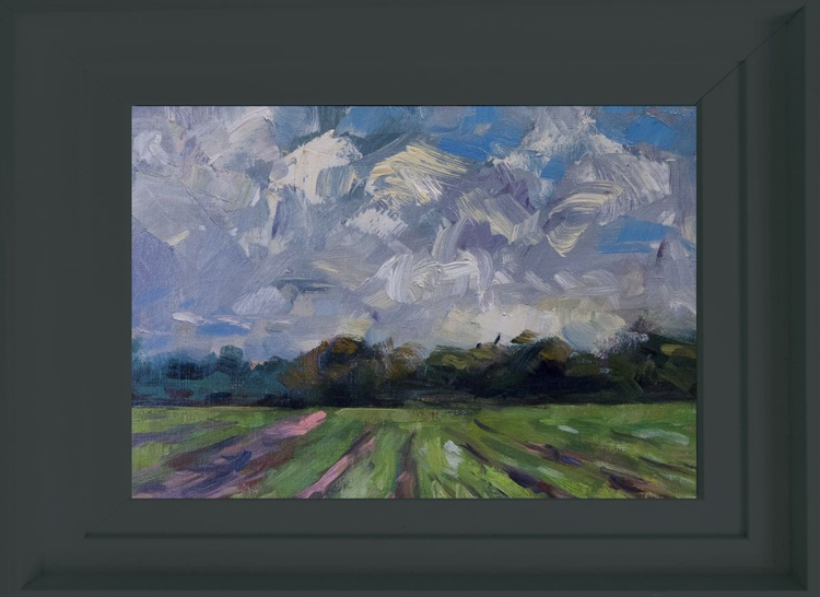 Field and Sky - Image 0