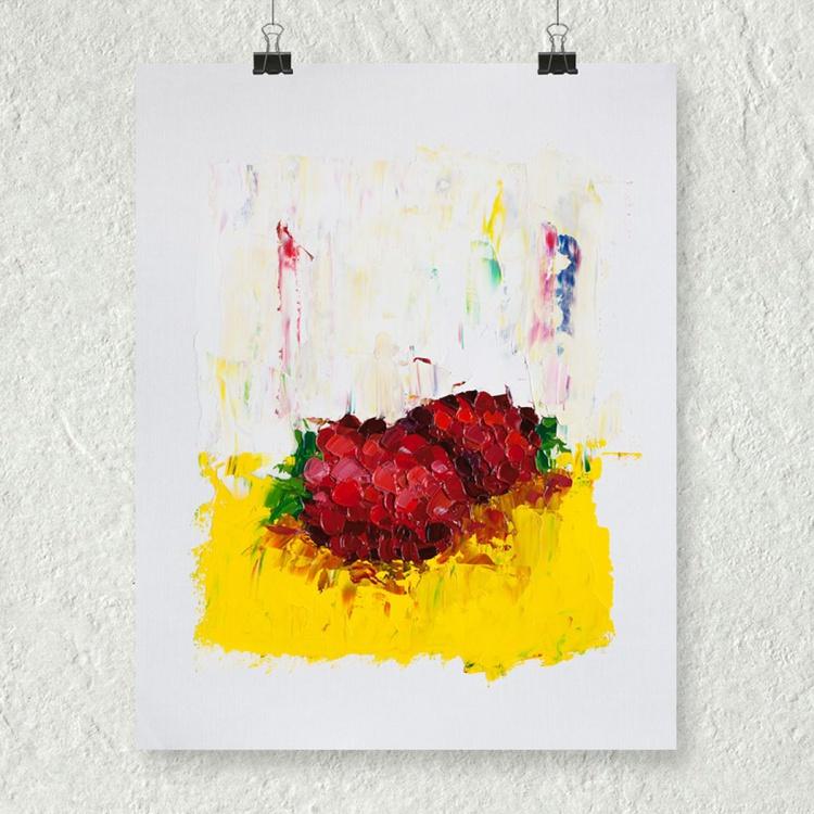 Slice of Raspberry - Image 0