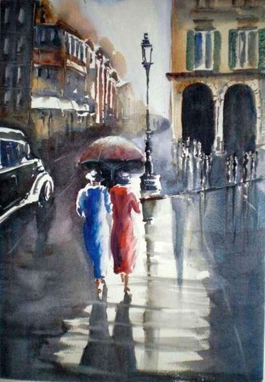 old Paris -