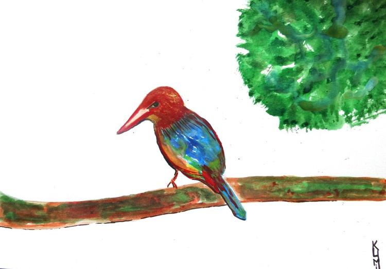 Colourful Bird II - Image 0