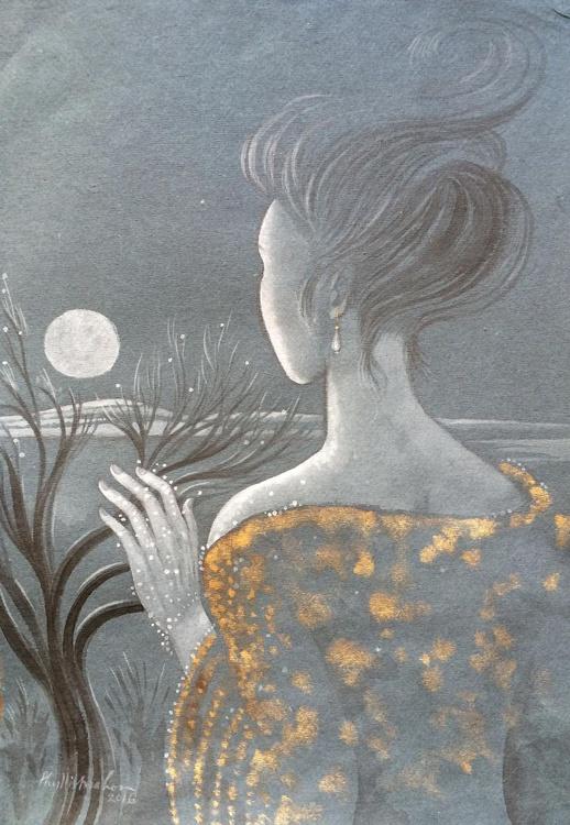 Moonlight teardrop - Image 0