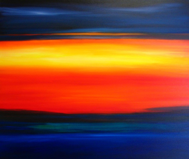 Sunset in Abstraction - Image 0