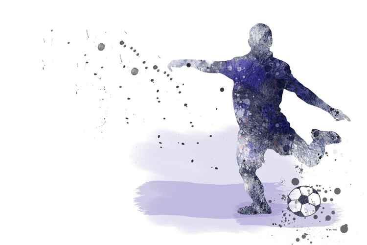 Soccer Player 2 -