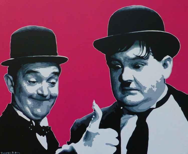 Laurel & Hardy -