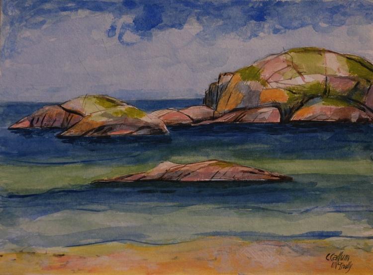 West beach islands, Iona - Image 0