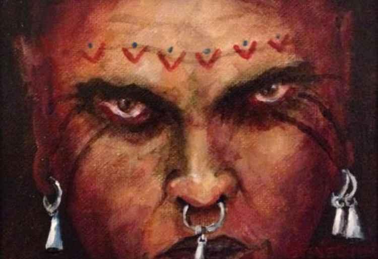 Tuscarawa Warrior