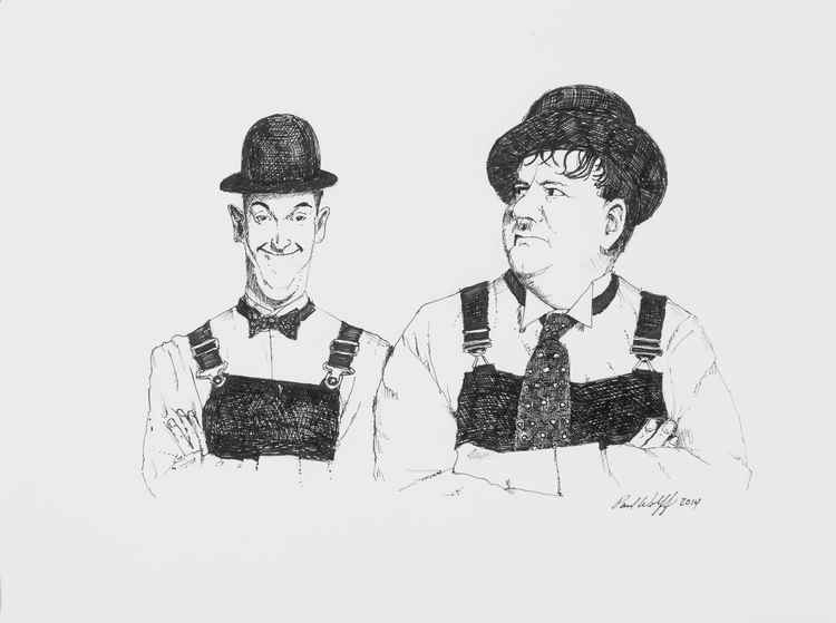 Laurel & Hardy -