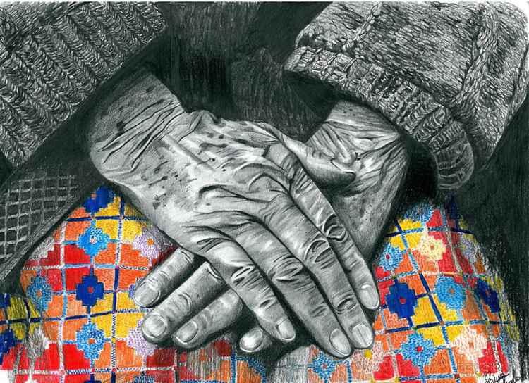 """""""mani di una vita"""" -"""