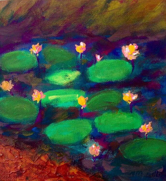 Lotus Pond - Image 0