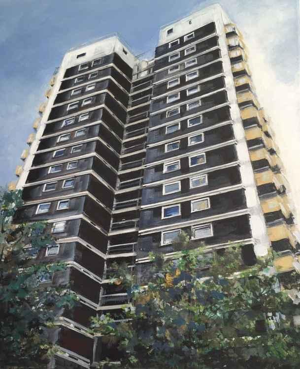 Silvertown flats -