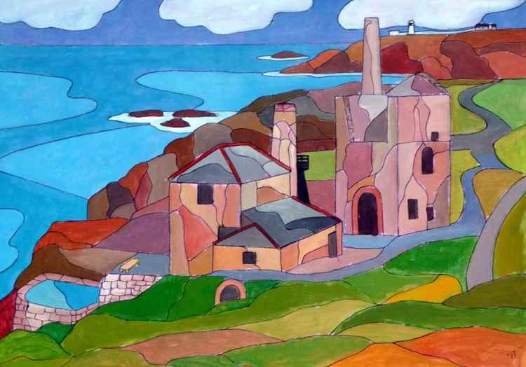 Levant Mine. -