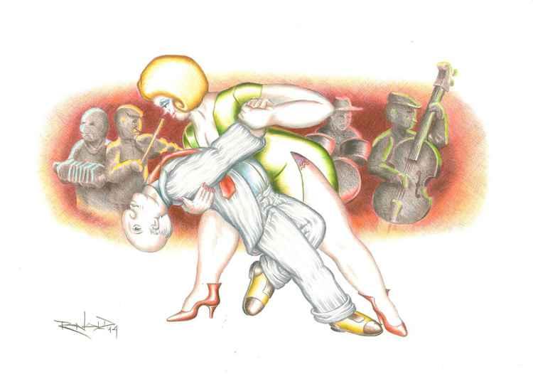 Tango 'till dawn -