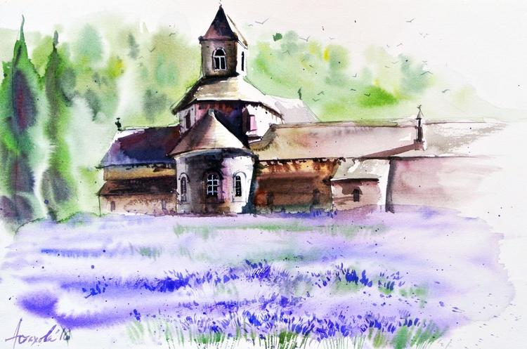 Senanque Abbey 1 - Image 0