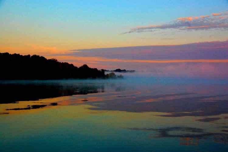 Morning Mist -