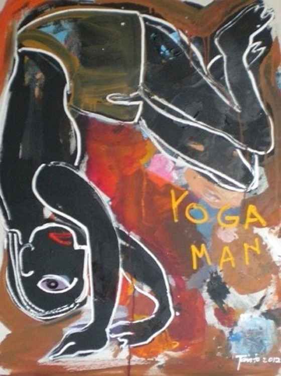 Yoga man -
