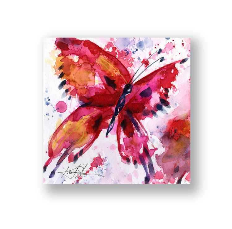 Butterfly Joy No. 8 -