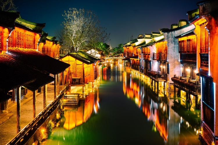 The Old Wuzhen - Image 0
